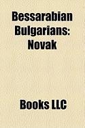 Bessarabian Bulgarians: Novak