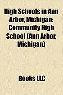 High Schools in Ann Arbor, Michigan: Community High School (Ann Arbor, Michigan)