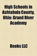High Schools in Ashtabula County, Ohio: Grand River Academy