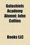 Galashiels Academy Alumni: John Collins, Chris Paterson, Gregor Townsend, Ian Davidson, William Gordon Reid, Stuart Noble, Peter Dods