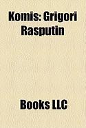 Komis: Grigori Rasputin