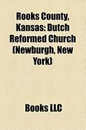 Rooks County, Kansas: Dutch Reformed Church (Newburgh, New York)