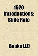 1620 Introductions: Slide Rule