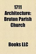 1711 Architecture: Bruton Parish Church