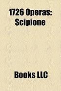 1726 Operas: Scipione