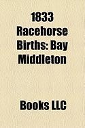 1833 Racehorse Births: Bay Middleton