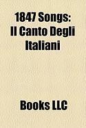 1847 Songs: Il Canto Degli Italiani