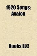 1920 Songs: Avalon