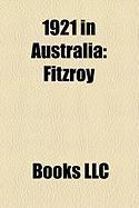 1921 in Australia: Fitzroy