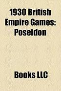 1930 British Empire Games: Poseidon