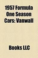 1957 Formula One Season Cars: Vanwall