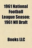 1961 National Football League Season: 1961 NFL Draft