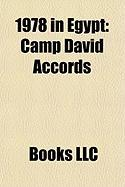 1978 in Egypt: Camp David Accords