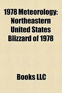 1978 Meteorology: Northeastern United States Blizzard of 1978