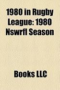1980 in Rugby League: 1980 Nswrfl Season