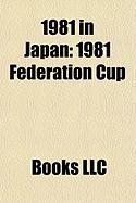 1981 in Japan: 1981 Federation Cup