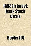1983 in Israel: Bank Stock Crisis