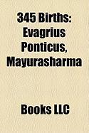 345 Births: Evagrius Ponticus