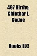 497 Births: Cadoc