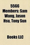 5566 Members: Sam Wang
