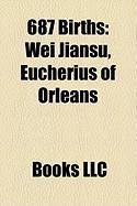 687 Births: Wei Jiansu