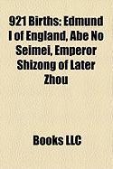 921 Births: Abe No Seimei