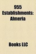 955 Establishments: Almeria