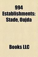 994 Establishments: Stade