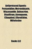 Antiprotozoal Agents: Metronidazole