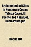 Archaeological Sites in Honduras: Copan