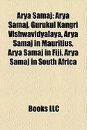 Arya Samaj: Arun Council Election, 2007