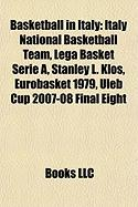 Basketball in Italy: Italy National Basketball Team
