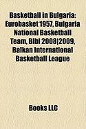 Basketball in Bulgaria: Eurobasket 1957
