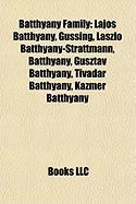 Batthyany Family: Lajos Batthyany