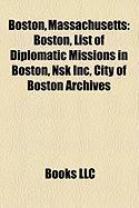 Boston, Massachusetts: Boston