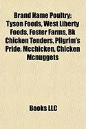 Brand Name Poultry: Tyson Foods