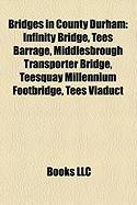 Bridges in County Durham: Infinity Bridge