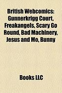 British Webcomics: Gunnerkrigg Court