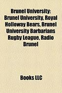 Brunel University: Luke Air Force Base