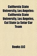 California State University, Los Angeles: Quehanna Wild Area