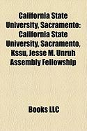 California State University, Sacramento: Charles Atangana