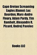 Cape Breton Screaming Eagles Alumni: Luc Bourdon