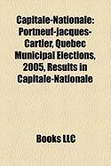 Capitale-Nationale: Portneuf-Jacques-Cartier