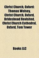 Christ Church, Oxford: Thomas Wolsey