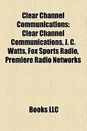 Clear Channel Communications: Cloud