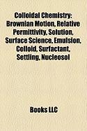 Colloidal Chemistry: Nucleosol