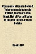Communications in Poland: Warsaw Radio Mast