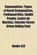 Communities: Parkwood Hills