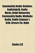 Community Radio Stations: Radiofabrik