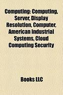 Computing: Computer